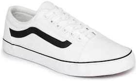 REFOAM Men White Casual Shoes -