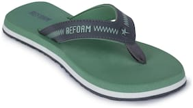 REFOAM Women Khaki Slippers