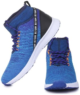 REFOAM ZT-D-4 Training & Gym Shoes  (Blue)