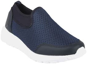 REFORCE NAVY CASUAL SHOES FOR MEN