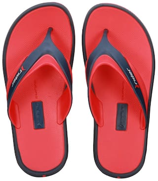 65b8dd24b0b6 Buy Rider Men Red Flipflop Online at Low Prices in India - Paytmmall.com