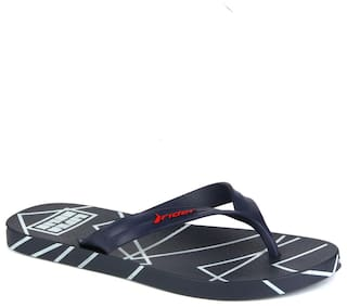 fa9d8613b7a8 Buy Rider Men Blue Flipflop Online at Low Prices in India ...
