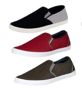 RIFOF Men Multi-color Loafer