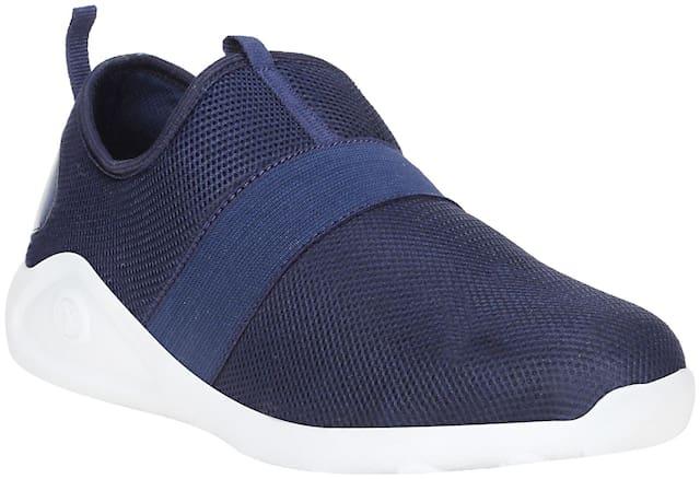 Rimoni Men Navy Blue Sneakers - 2180-navy Blue-7