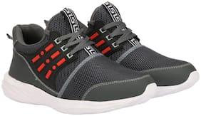 RIMONI Men 4103-Grey Running Shoes ( Grey )
