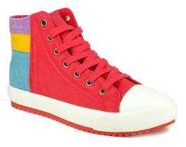 Ripley Women Red Sneakers