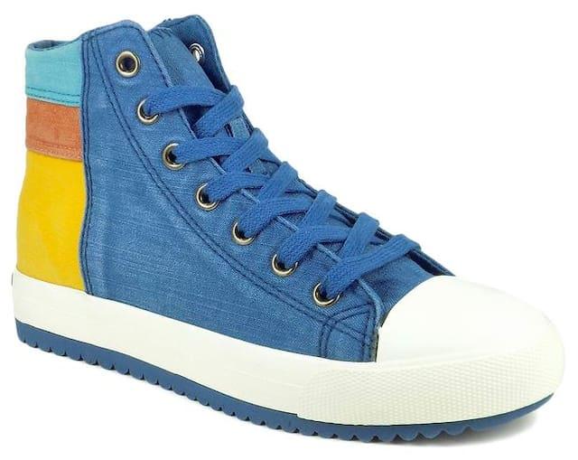 Ripley Women Blue Sneakers