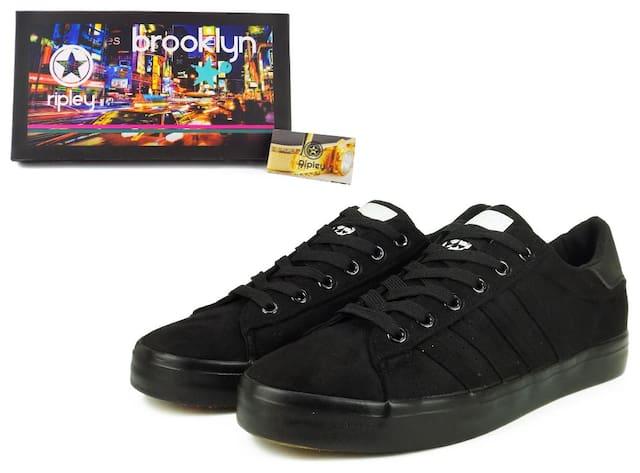 Ripley Men Black Casual Shoes -