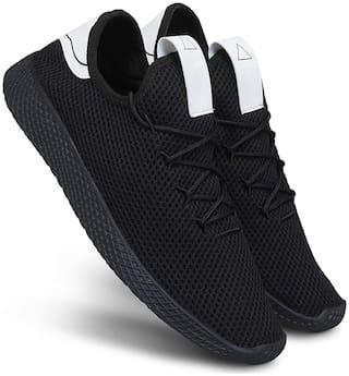 ROBBOX Men Training/Gym Shoes ( Black )