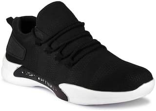 ROBBOX Men Men's Running Shoes Running Shoes ( Black )