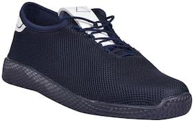 ROBBOX Men Men's Running Shoes Running Shoes ( Navy Blue )