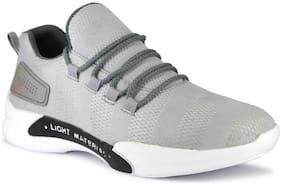 ROBBOX Men Men's Running Shoes Running Shoes ( Grey )