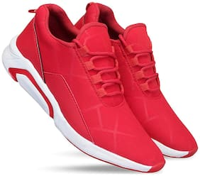 ROBBOX Men Training/Gym Shoes ( Red )