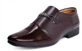 Rockfield Men Brown Formal Shoes