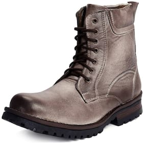 Rockfield Men's Brown Ankle Boots