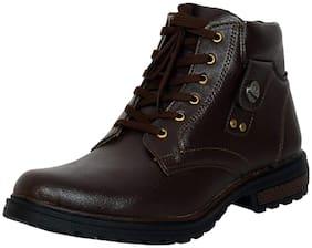 Rockfield Men's Brown Outdoor Boots