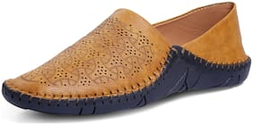 Rockfield Men Tan Loafer