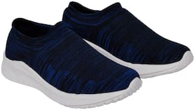 ROCLEX Women RLXSOCKS Running Shoes ( Navy Blue )