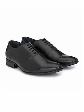 Rodolfo Darrell Formal Shoes For Men-10-Black