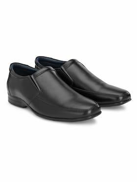 Rodolfo Darrell Men Black Slip-On Formal Shoes - RDPK0112 - RDPK0112