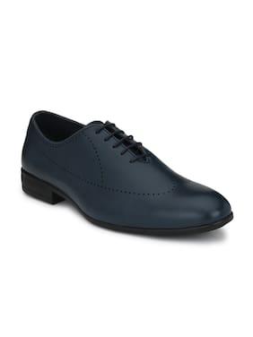 Rodolfo Darrell Men Blue Formal Shoes - Rdpk0065