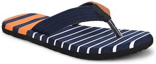 ROKVOK Men Orange Flip-Flops - 1 Pair