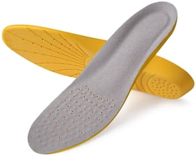 Royalkart Shoe Insoles, Sport Running Athletic Basketball Shoe Insoles Pads Inserts Pain Relief, Sports Insoles