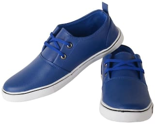RUNNING RIDER Men Blue Sneakers