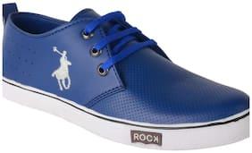 RUNNING RIDER Men Blue Sneakers