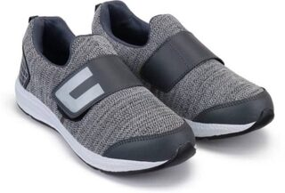 iTEDY Men Grey Running Shoes & Training/gym Shoes