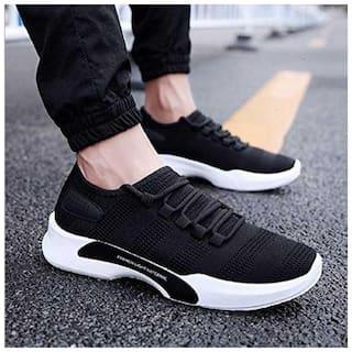Crv Running Shoes For Men ( Black )