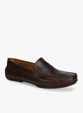 Ruosh Men Brown Loafer