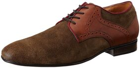 Ruosh Men Brown Formal Shoes - 1121130950