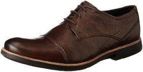 Ruosh Men Brown Formal Shoes