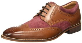 Ruosh Men Red Formal Shoes - 1321143340