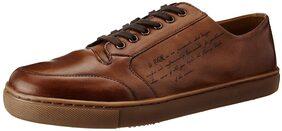 Ruosh Men Tan Sneakers - 1241144071