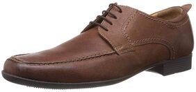 Ruosh Men Brown Formal Shoes - 112114187