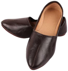 RYAG Men Brown Ethnic