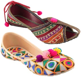 4abaf5089 Belly Shoes - Buy Ladies Belly Shoes, Ballerina Shoes, Flat Bellies ...