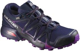 Salomon Women Running shoes ( Blue )