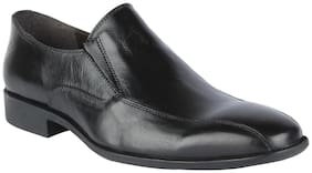 Salt n Pepper Men 15 238 Black Formal Shoes