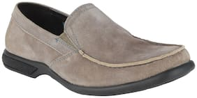 Salt n Pepper Men Grey Loafer
