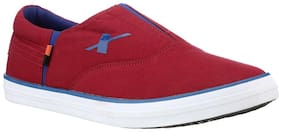 Sparx Men Red Casual Shoes