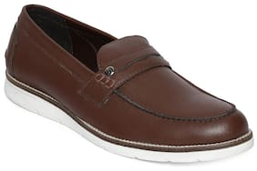 Scentra Brown Loafer