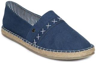 Scentra Men Blue Casual Shoes