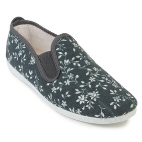 Scentra Grey Casual Shoes