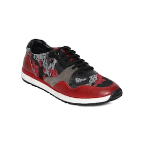 Scentra Jogger Red N Black