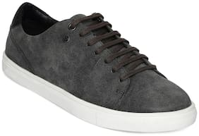 Scentra Men Grey Sneakers