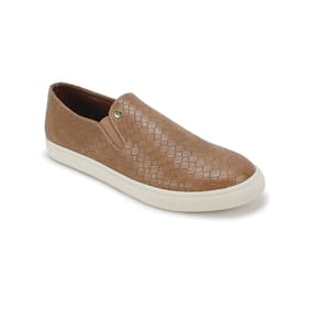 Scentra Men's Brown Casual Shoes