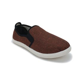 Scentra Men Brown Casual Shoes - Spbrnzmsl